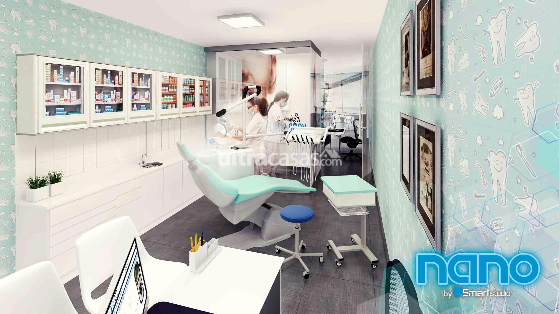 Oficina en Venta SMART OFFICE - 35m2 - Equipetrol e Isuto Laplata 8 Este Foto 5