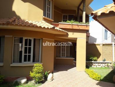 Casa en Anticretico en Cochabamba Pacata