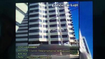 Departamento en Venta en Cochabamba Queru Queru Torres Sofer Av. Oquendo