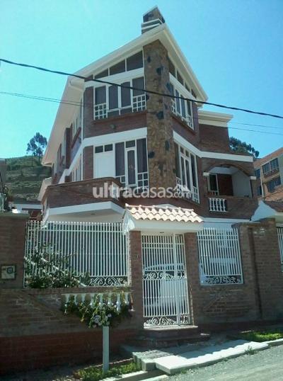 Casa en Venta en La Paz Achumani Rosales de Achumani, Calle 3 No. 21