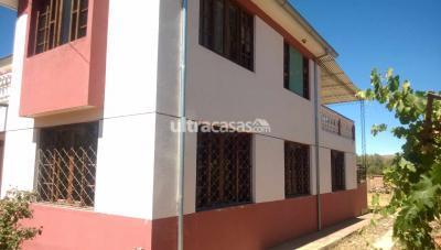 Casa en Venta en Punata Punata Calle Sucre #915 Edificio Atlas 12