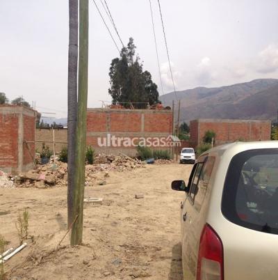 Terreno en Venta en Cochabamba Sacaba
