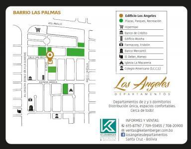 Departamento en Venta Las Palmas, Av. Ibérica  Foto 1
