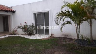 Casa en Alquiler en Santa Cruz Carretera Norte