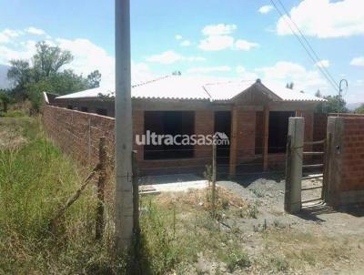 Casa en Venta en Cochabamba Quillacollo El Paso Quiilacollo