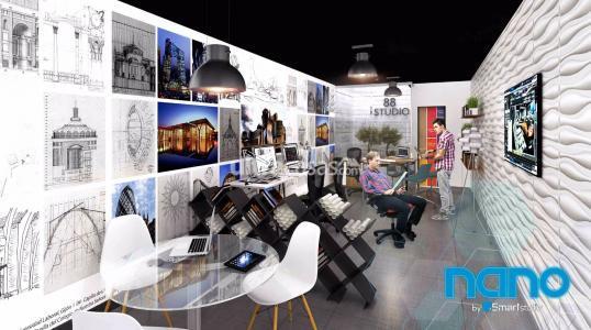 Oficina en Venta SMART OFFICE - 35m2 - Equipetrol e Isuto Laplata 8 Este Foto 3