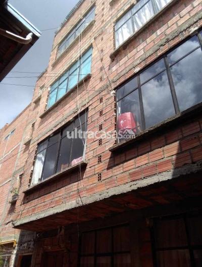 Casa en Venta en La Paz Tembladerani calle 12 de octubre Nº 25 Z. Tembladerani