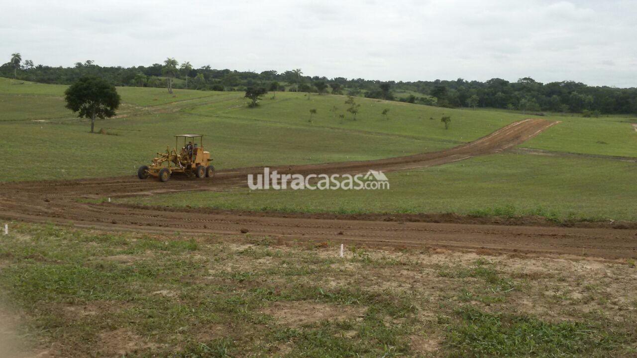 Terreno en Venta Zona del Urubó, a 20 minutos del 4to anillo, camino a Tarumatu, Complejo Campestre Urubó 3. Foto 5