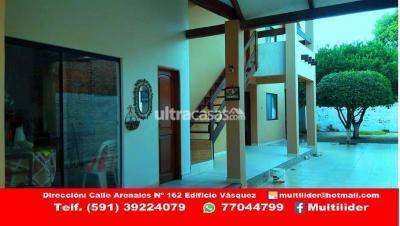 Casa en Venta en Santa Cruz Montero