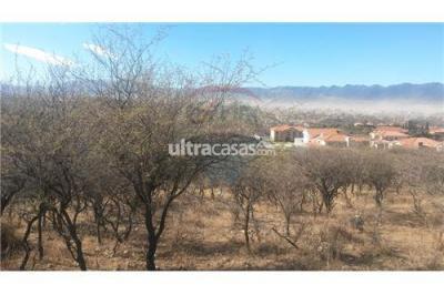 Terreno en Venta en Tarija Aranjuez
