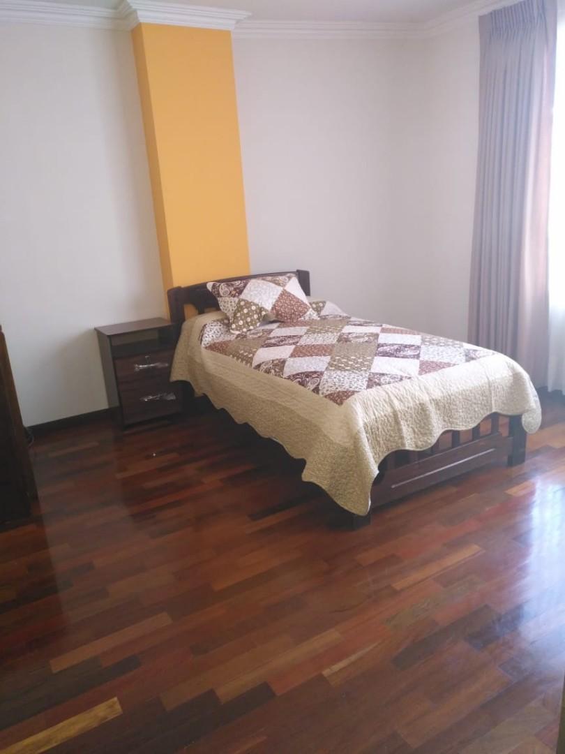 Habitación en Alquiler Sopocahi, Sanchez Lima Foto 1