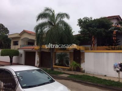 Casa en Venta en Santa Cruz de la Sierra 4to Anillo Sur SANTOS DUMONT