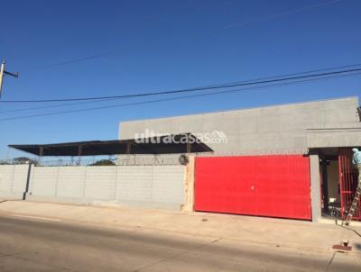 Galpón en Alquiler en Santa Cruz de la Sierra Carretera Cotoca Avenida Montecristo