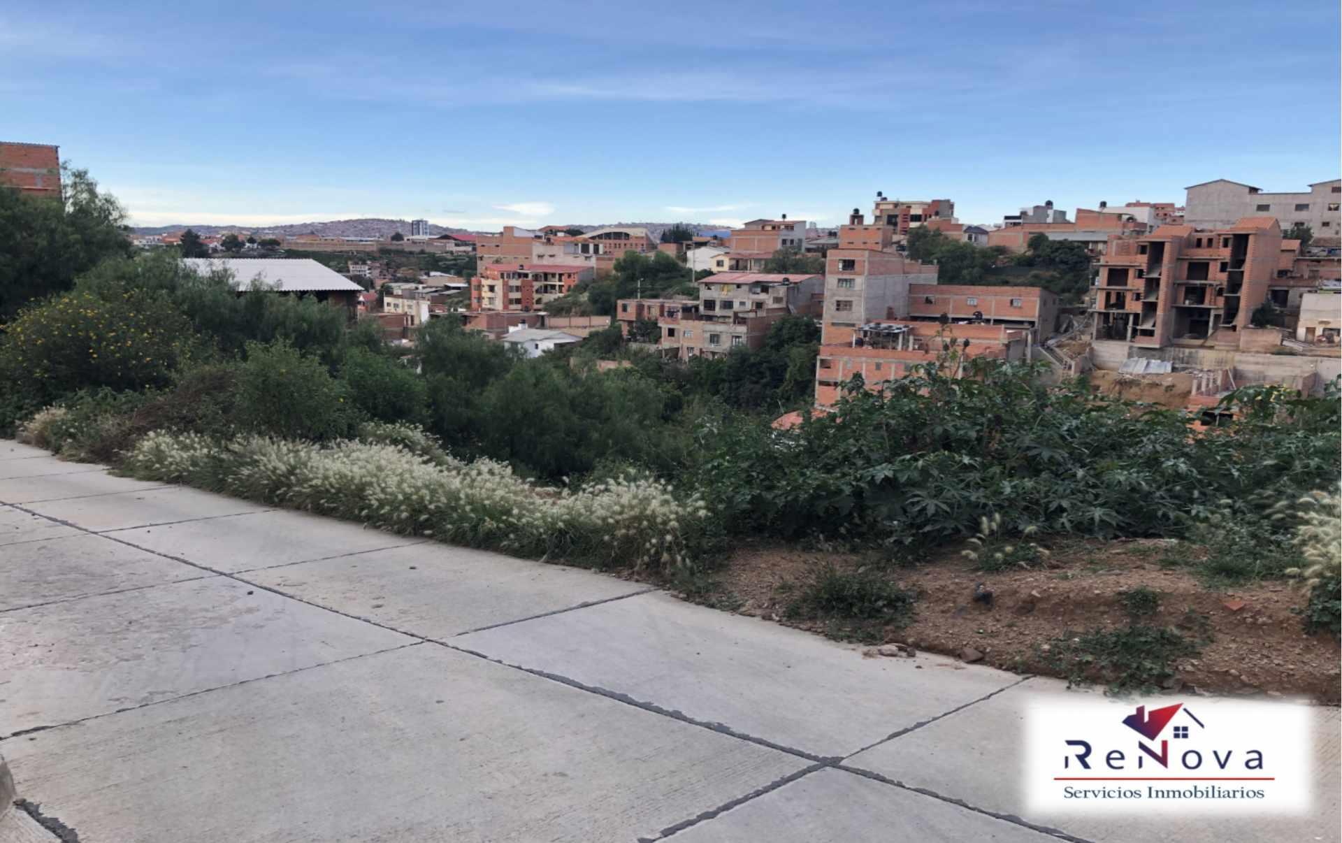 Terreno en Venta Barrio SENAC Calle Tolomosa Esq. Cañón Verde Foto 1