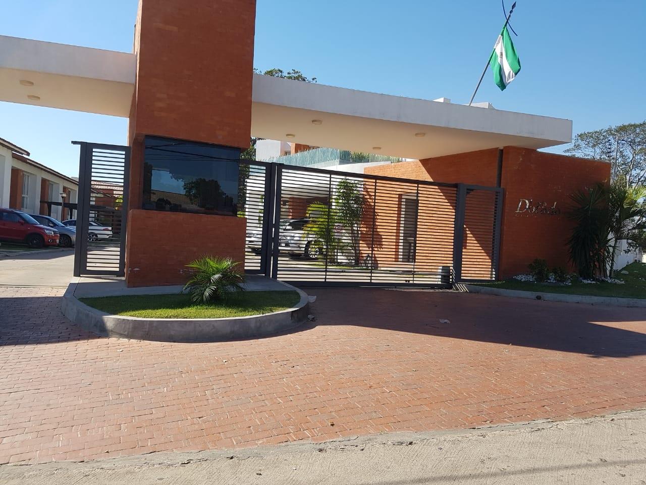 Casa en Alquiler Cond. Costa Dorada 4 anillo y calle San Colosenses  Foto 1