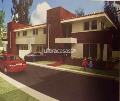 Casa en Venta en Cochabamba Centro Condominio Jacaranda Cochabamba