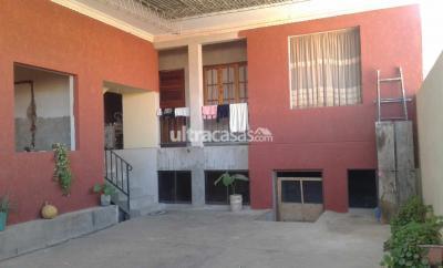 Casa en Venta en Tarija Palmarcito Barrio Luis Espinal entre las av. Abel costas y av. Gustavo Medina Ortiz