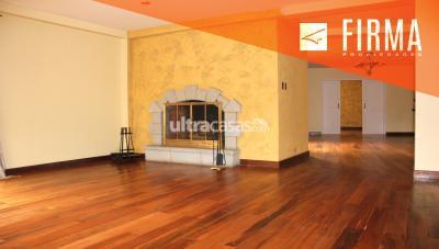 Casa en Alquiler en La Paz Achumani FCA944 – F944 – CASA EN ALQUILER, ACHUMANI