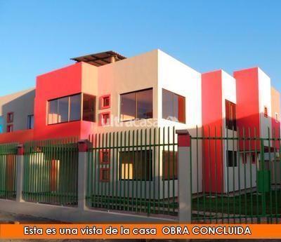 Casa en Venta en Cochabamba Sacaba VENDO HERMOSA CASA MINIMALISTA KM 4 A SACABA