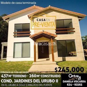 Casa en Venta URUBO, Condominio Jardines del Urubo II Foto 1