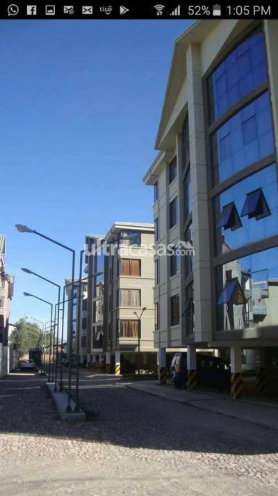 Departamento en Venta en Cochabamba Quillacollo Condominio Santa Lucia
