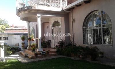 Casa en Venta en Cochabamba Mayorazgo Arawi # 1212 Esq. Melchor Perez de Olguin