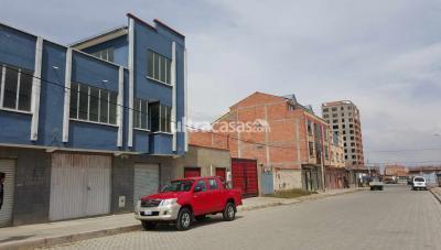 Casa en Venta en El Alto Villa Adela Villa Adela  Alemania calle 7