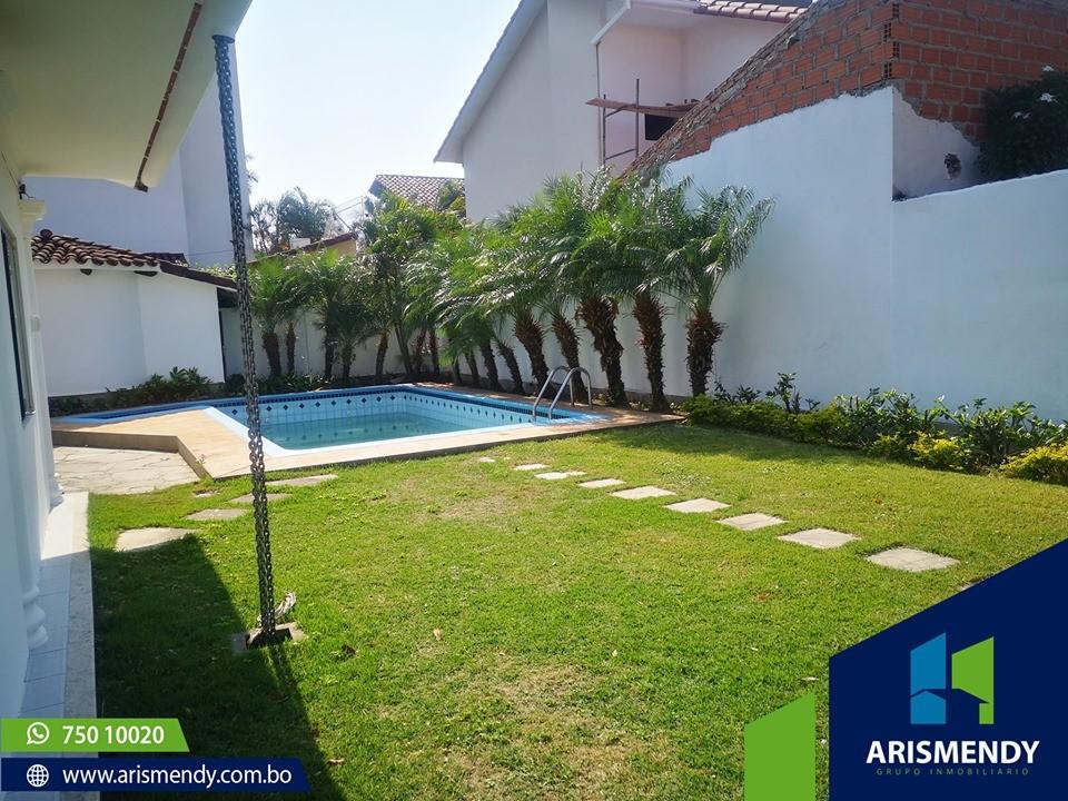 Casa en Alquiler EQUIPETROL SEGUNDO Y TERCER ANILLO  Foto 1