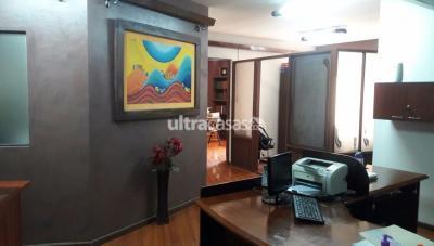 Oficina en Venta en Cochabamba Centro Av. Salamanca/ Antezana