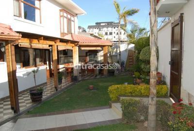 Casa en Venta en Cochabamba Aranjuez Av. Melchor Urquidi