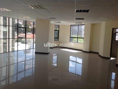 Oficina en Alquiler en La Paz Sopocachi Av. Sanchez Lima a media cuadra de plaza Avaroa, en edificio corporativo