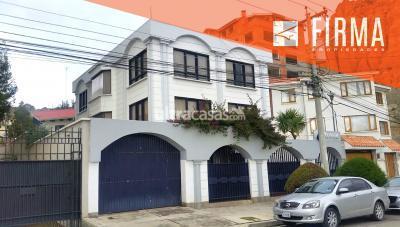 Casa en Alquiler en La Paz Achumani FCA760 – CASA EN ALQUILER, ACHUMANI