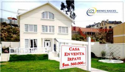 Casa en Venta en La Paz Irpavi