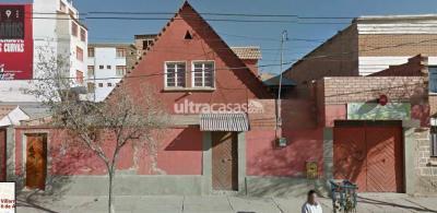 Casa en Venta en Oruro Oruro Av Villarroel, 6 de agosto y Velasco Galvarro N:111