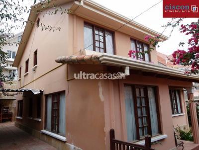 Casa en Venta en La Paz Auquisamaña Alto Auquisamaña, Av. Los Jazmines.