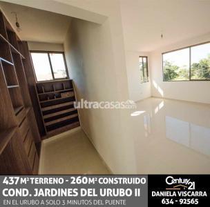 Casa en Venta URUBO, Condominio Jardines del Urubo II Foto 11