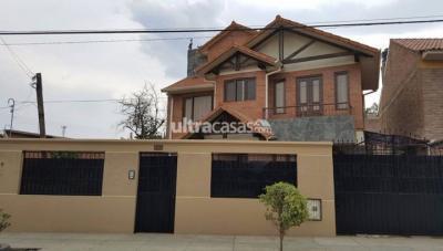 Casa en Venta en Quillacollo Quillacollo Av. Constantino Morales