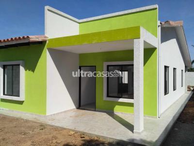 Casa en Venta en Santa Cruz de la Sierra Carretera Cotoca Urbanización El Trapiche