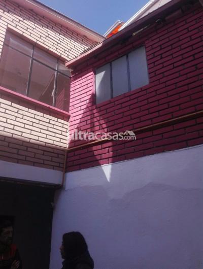 Departamento en Anticretico en La Paz Miraflores Plaza villarroel