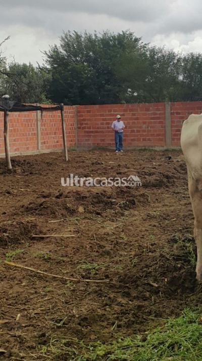 Terreno en Venta en Tarija San Luis San Luis Urbanizacion Zamora