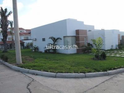 Casa en Anticretico en Santa Cruz de la Sierra Urubó CONDOMINIO JARDINES DEL URUBO II