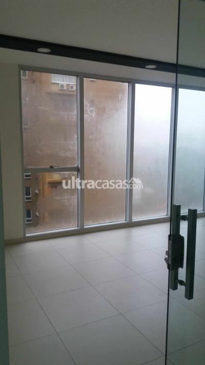 Oficina en Alquiler en Santa Cruz de la Sierra Achachicala Calle Beni entre 1er y 2do anillo Edf. Top Center piso 7  of. 7Q