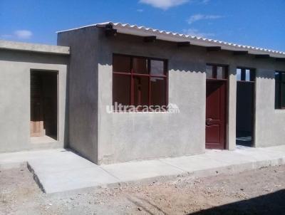 Casa en Venta en Cochabamba Sudoeste SE VENDE CASA A ESTRENAR EN BARRIO FORTALEZA (COCHABAMBA)