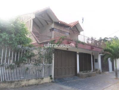 Casa en Alquiler en Santa Cruz de la Sierra 2do Anillo Este Calle Ruquió #115, entre Charcas y Suarez Arana, a una cuadra del 2do anillo