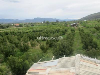 Terreno en Venta en Cochabamba Sudoeste tolala