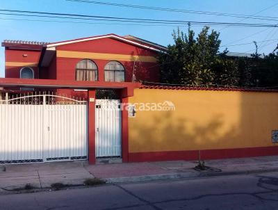 Casa en Venta en Cochabamba Hipódromo Av.blanco Galindo km.3 1\2
