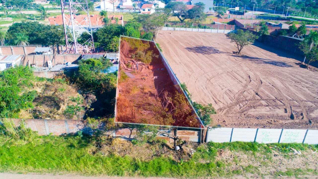 Terreno en Venta TERRENO COMERCIAL EN VENTA ZONA NORTE A 150 MTS. NUEVO MERCADO LOS POZOS Foto 1