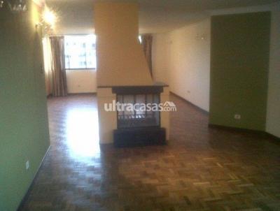 Departamento en Alquiler en La Paz Cota Cota Cota cota calle 30 edif. Montebello depto 401