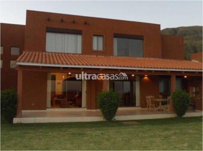 Casa en Alquiler en Cochabamba Condebamba Urbanización Bosque Norte