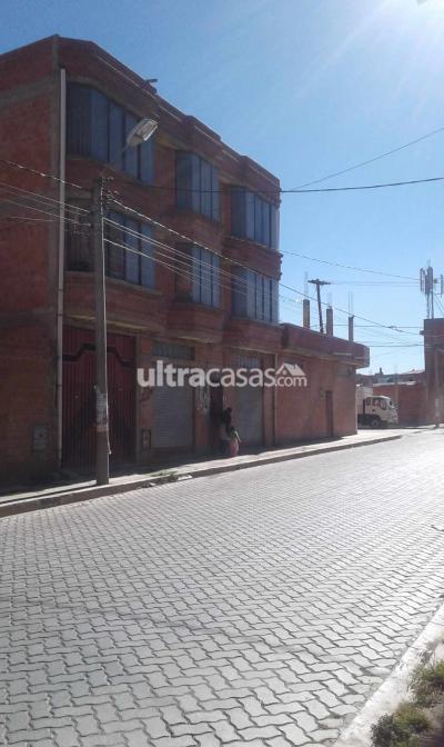 Casa en Venta en El Alto Villa Bolívar Av. America zona villa Dolores